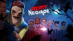 secret neighbor logo