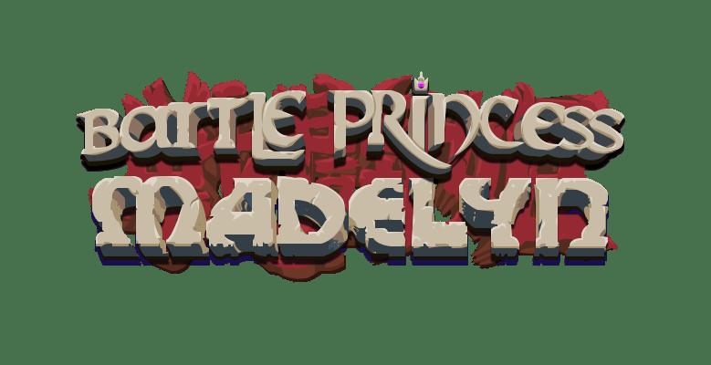 Battle Princess Madelyn Logo