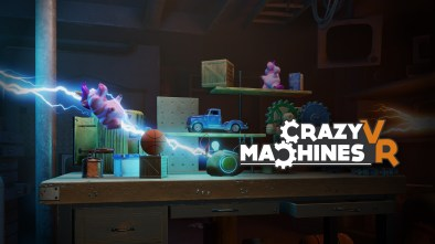 Crazy Machines VR logo