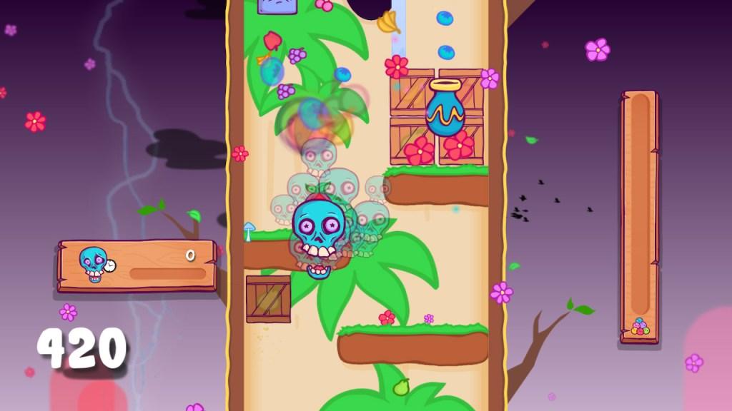 Family Tree gameplay