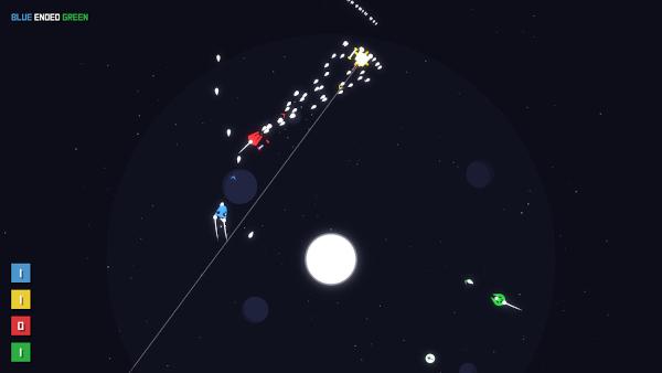 Rocket Wars Screenshot