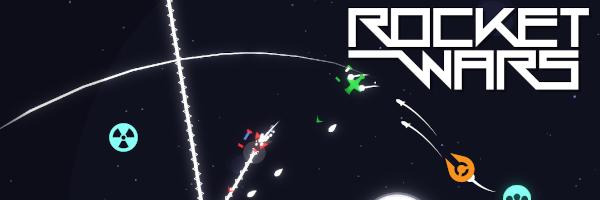Rocket Wars logo