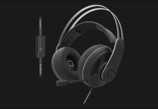 The Venom Sabre Stereo Gaming Headset