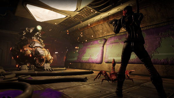 Gameplay Screenshot of The Pit: Infinity
