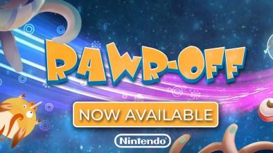 Rawr Off logo