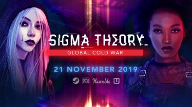 Sigma Theory logo with release date