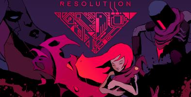Resolutiion logo