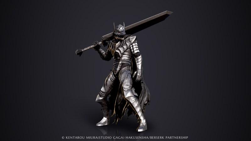 Berserker Armour from the Berserk crossover event on Black Desert Online