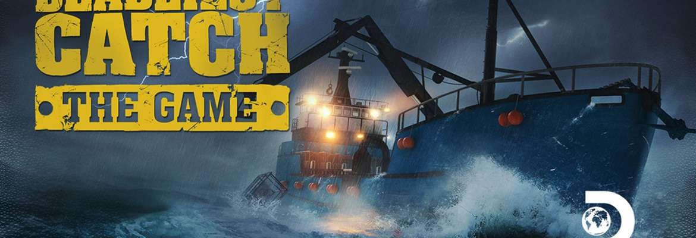 Deadliest Catch: The Game logo