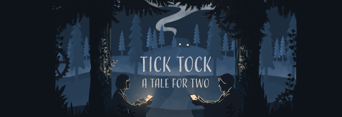 Tick Tock: A Tale for Two logo