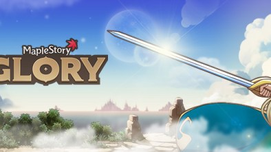 MapleStory Glory Banner