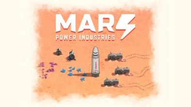 Mars Power Industries logo
