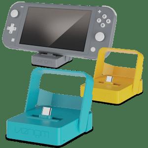 Nintendo Switch Lite Charging Stand by Venom