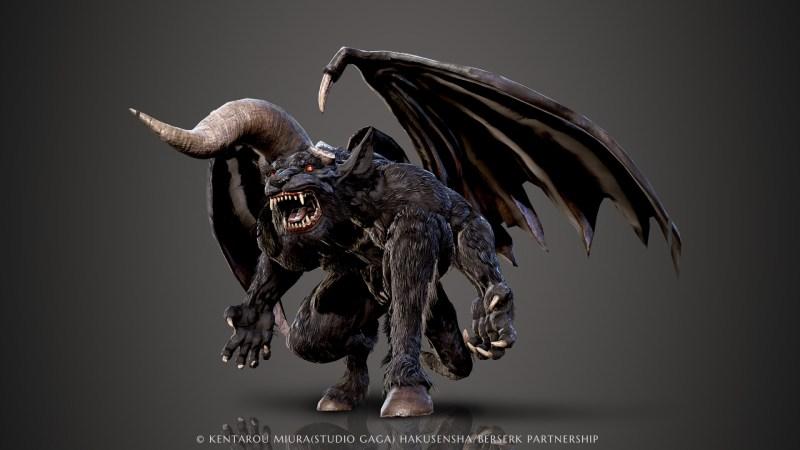 Nosferatu Zodd from the Berserk crossover event on Black Desert Online