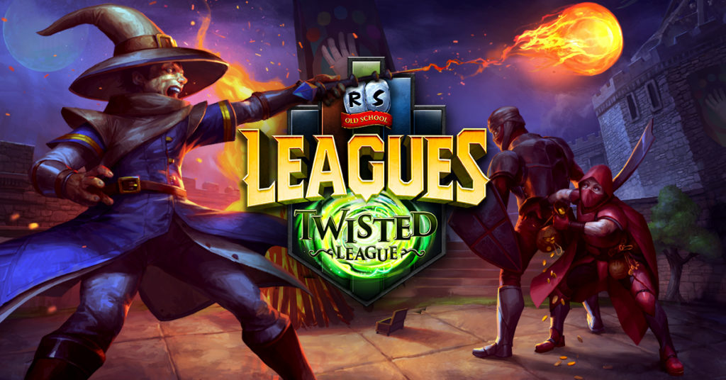 OSRS Twisted League