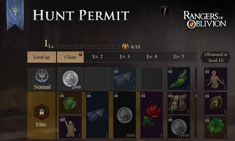 Hunt Permit