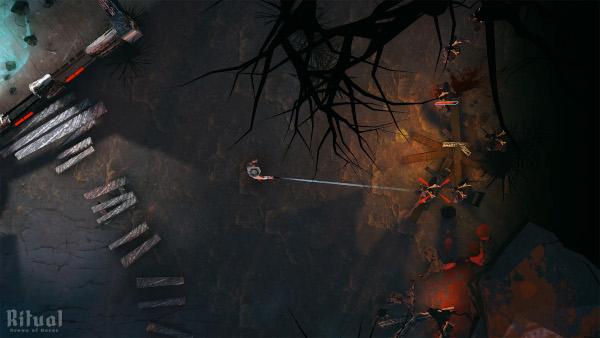 Ritual: Crown of Horns artwork