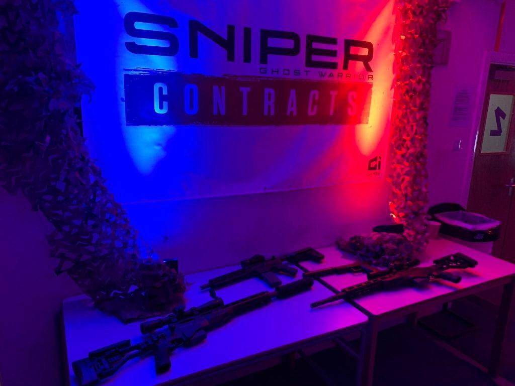 SGWC Guns