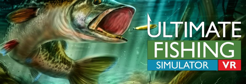 Ultimate Fishing Simulator VR logo
