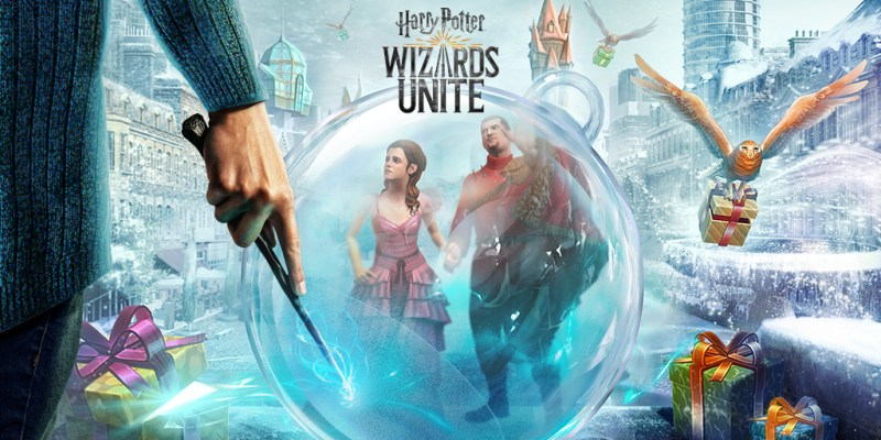 Harry Potter: Wizards Unite artwork