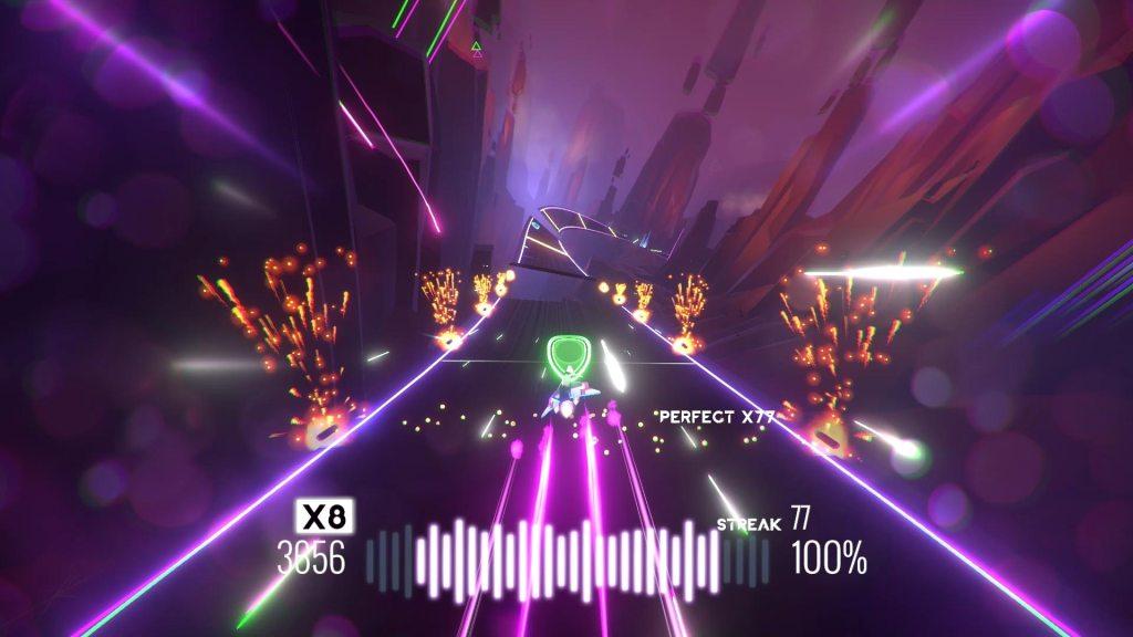 AVICII Invector gameplay