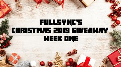 FULLSYNC's Christmas Giveaway Header