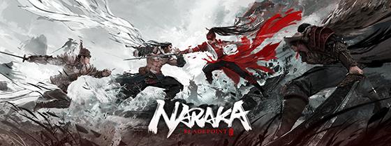 NARAKA: BLADEPOINT logo and artwork