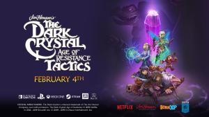The Dark Crystal: Age of Resistance Tactics key art