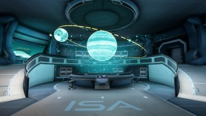 The Turing Test ISA Space Station