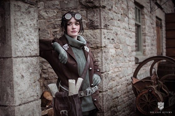 Effie Cosplay from Frsotpunk's The Last Autumn