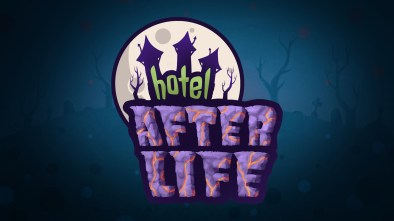 Hotel Afterlife logo