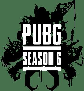 PUBG Season 6 logo