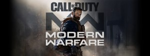 Call of Duty Modern Warfare logo and artwork