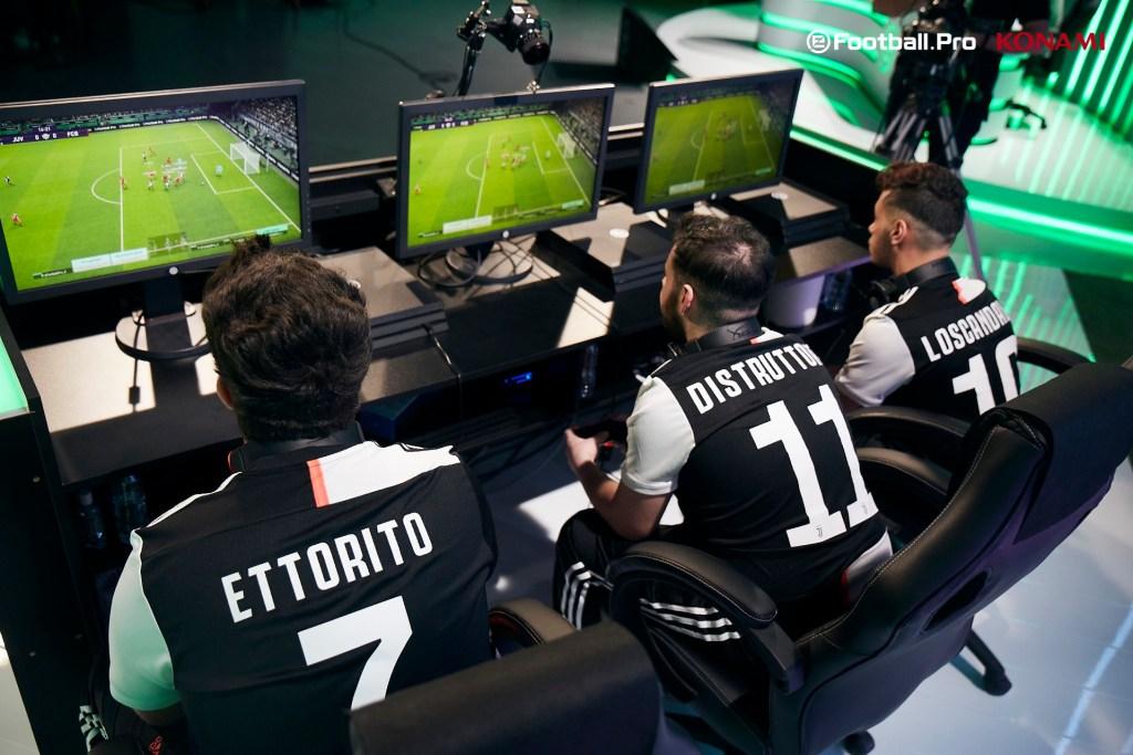 Matchday 5 Juventus Team PES Esports