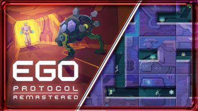 Ego Protocol: Remastered logo