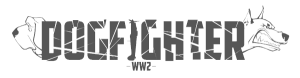 DOGFIGHTER -WW2- logo