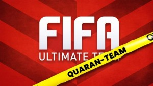 FIFA Ultimate QuaranTEAM logo