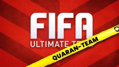 FIFA Ultimate QuaranTEAM logo