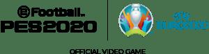eFootball PES 2020 UEFA EURO 2020 Logo