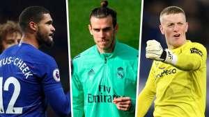 Ruben Loftus-Cheek Gareth Bale Jordan Pickford are three players in the FIFA 20 tournament