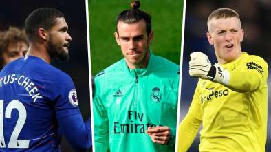 Ruben Loftus-Cheek Gareth Bale Jordan Pickford are three players in the FIFA 20 tournament