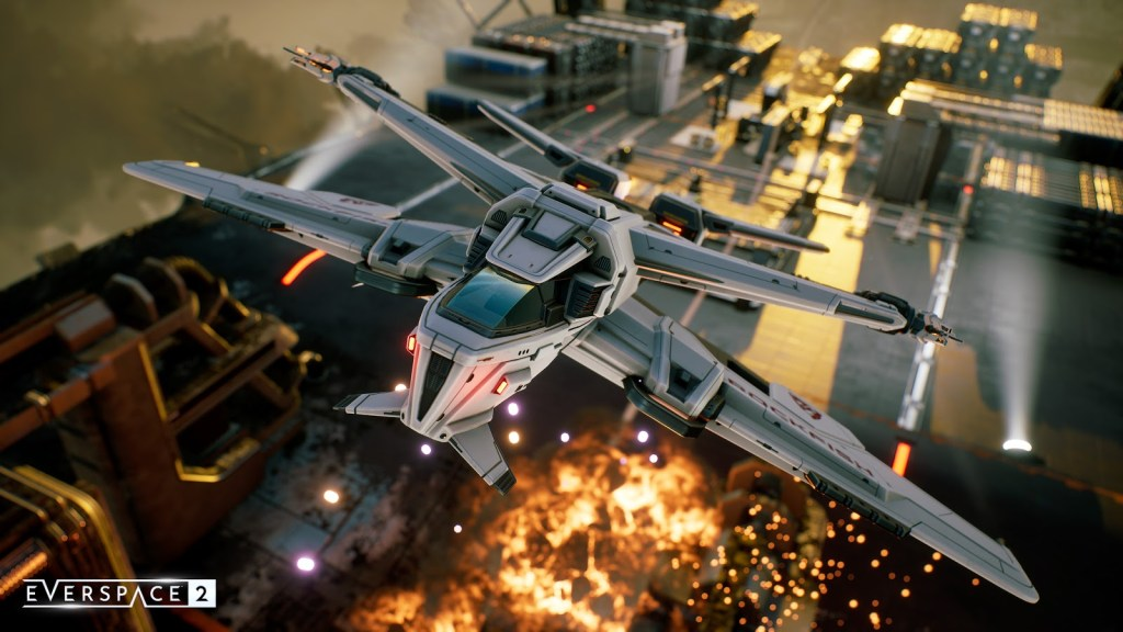 EVERSPACE 2 Player Ship Hires Screenshot 04