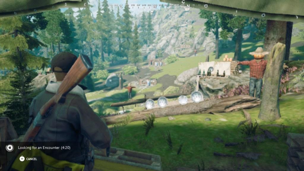 Vigor gameplay screenshot