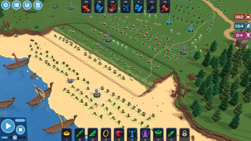 Make War Switch Gameplay