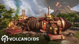 Volcanoids Logo