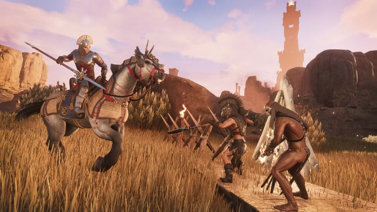 Architects of Argos Released for Conan Exiles Today