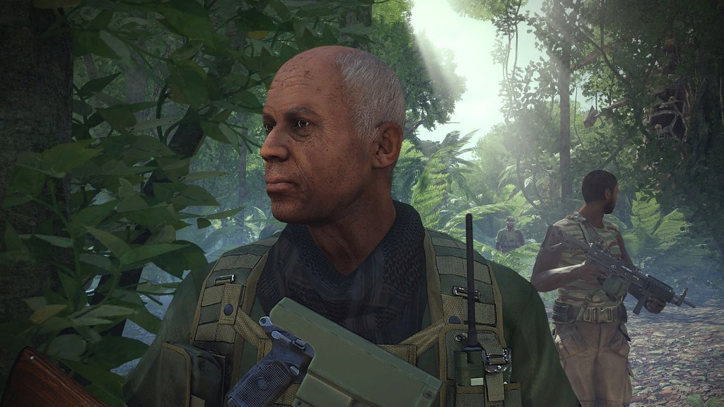 Old Man from Arma 3 Apex