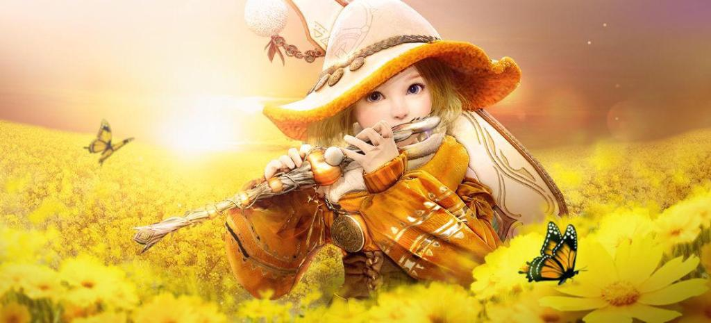 Black Desert Online Compose and Play