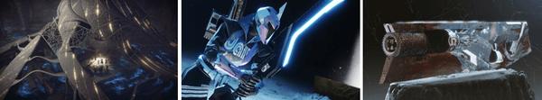 Destiny 2 Season of Arrival artwork