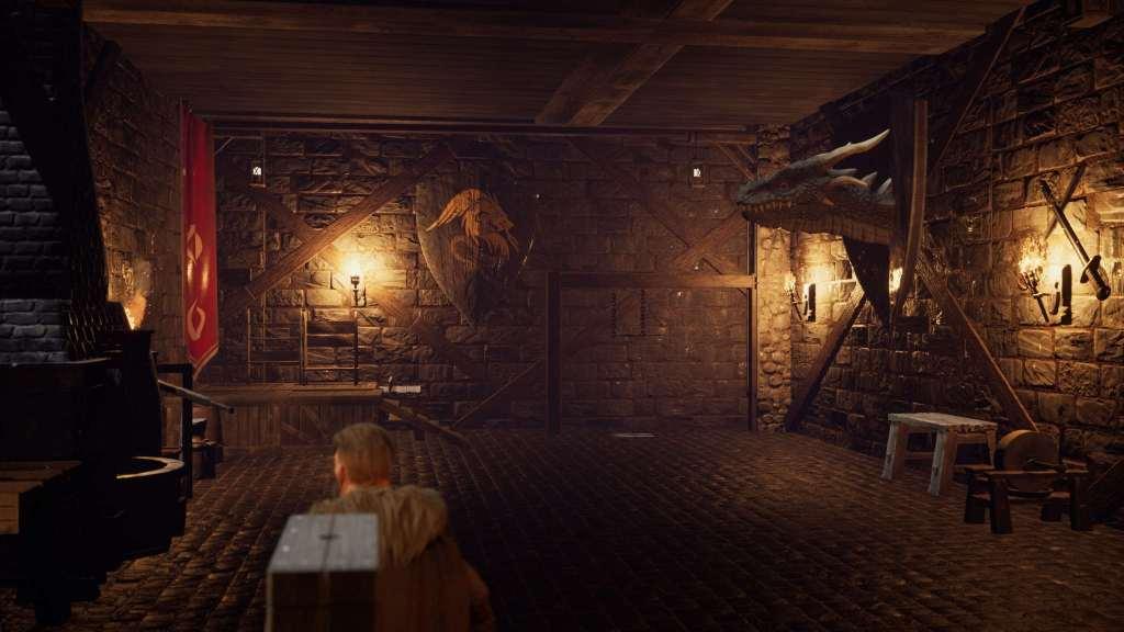 Ironsmith Medieval Simulator screenshot